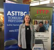 Jacqueline de Raadt of ASTTBC